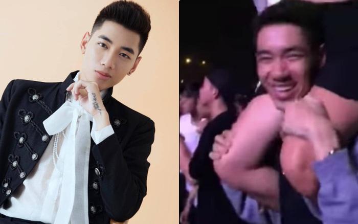 Netizen tranh cãi về đoạn clip K-ICM cõng một cô gái trên vai