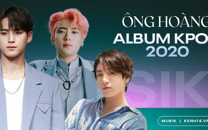 Nghệ sĩ bán được nhiều album nhất Kpop 2020: BLACKPINK thất thế trước các