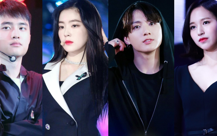 Dàn idol Kpop này lại là người hướng nội không khác gì bạn: Jungkook (BTS) không dám tắm, Krystal - Irene lạnh lùng có lý do