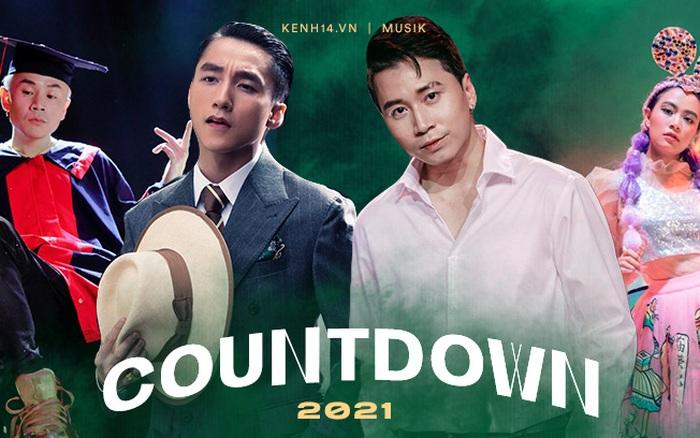 Sơn Tùng M-TP, Binz và loạt sao Vpop nô nức chuẩn bị tại các điểm Countdown, hứa hẹn những màn trình diễn