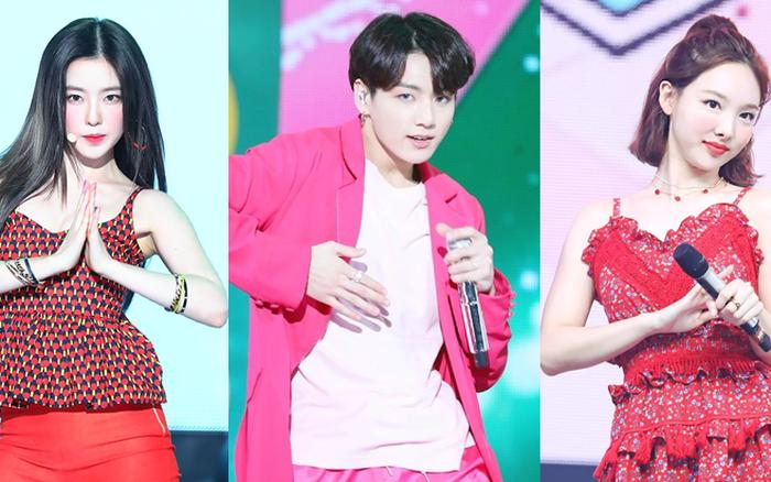 5 chiến thắng với điểm số cao nhất Music Core: BTS lập kỷ lục nhưng bất ngờ là thành tích không quảng bá của Red Velvet