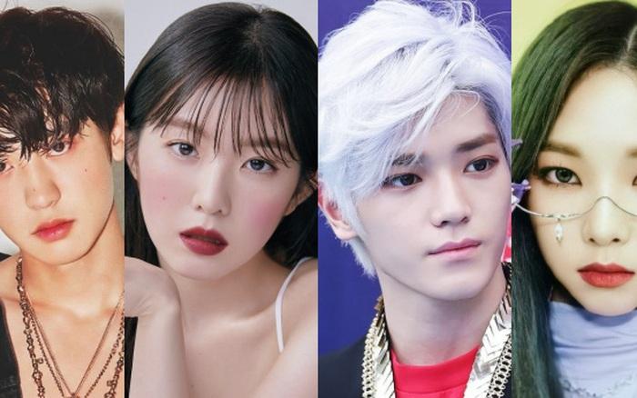 """""""Năm đại hạn"""" 2020 của SM: EXO dính lùm xùm từ cưới chạy bầu đến bắt cá 10 tay, Irene """"tự huỷ"""" vì phốt thái độ"""