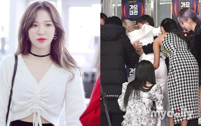 Sự kiện ám ảnh nhất năm 2019 SBS Gayo Daejun: Idol trượt ngã từ thảm đỏ đến sân khấu, Wendy gặp tai nạn kinh hoàng