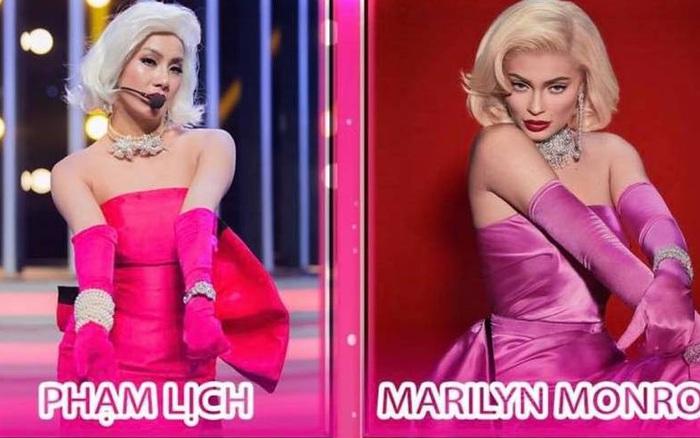 Gương Mặt Thân Quen tiếp tục mắc lỗi về nhân vật: Nhầm Marilyn Monroe thành Kylie Jenner