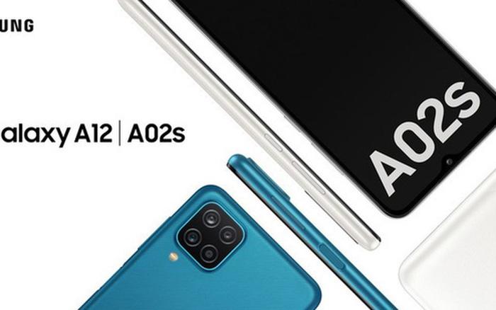 Galaxy A12 và Galaxy A02s ra mắt tại VN: Giá từ 3.2 triệu đồng nhưng có camera 48MP chụp cận cảnh, pin khủng 5000mAh