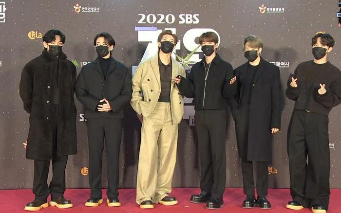 Thấy MC của lễ hội SBS