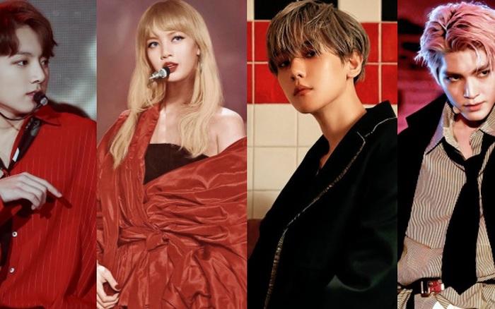 30 nhóm nhạc Hàn hot nhất hiện nay: EXO bị đàn em vượt mặt, cuối năm BTS hay BLACKPINK lên ngôi vương?
