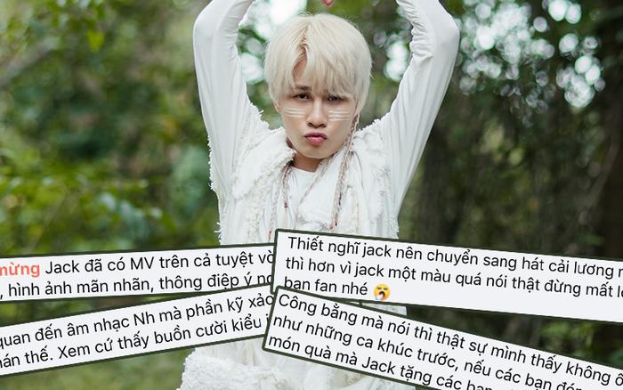 Netizen tranh cãi về MV Đom Đóm của Jack: Người khen cốt truyện kẻ chê hiệu ứng