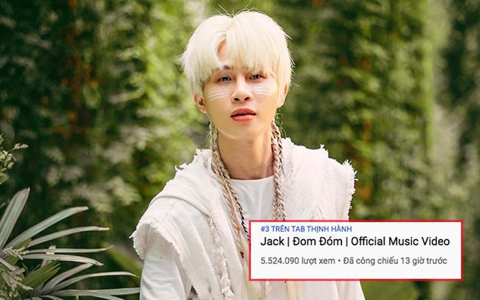 Sau 13 giờ, MV comeback của Jack bị Sơn Tùng M-TP