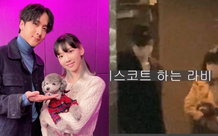 """Chối đây đẩy hẹn hò nhưng Taeyeon - Ravi bị YouTuber """"bóc trần"""" dành 3 ngày 2 đêm bên nhau suốt Giáng sinh"""