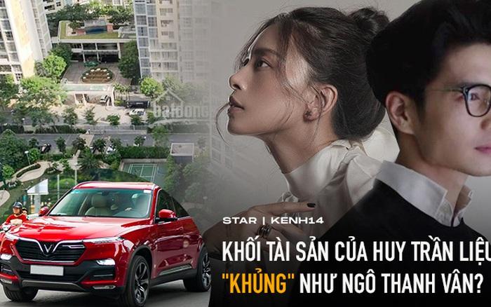 """Tài sản của Ngô Thanh Vân và """"tình tin đồn"""" Huy Trần: Bên nàng đích thị là đại gia ngầm Vbiz, CEO Việt kiều liệu có kém cạnh? - người ấy là ai"""
