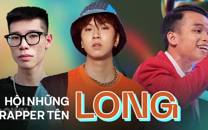 Hội những rapper tên Long: Người chơi hệ