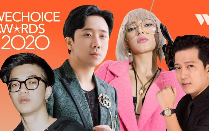 Producer Onionn nhận lượt đề cử WeChoice tranh top với Trấn Thành, vượt cả Trường Giang và Châu Bùi: tất cả là nhờ fan Sơn Tùng M-TP?