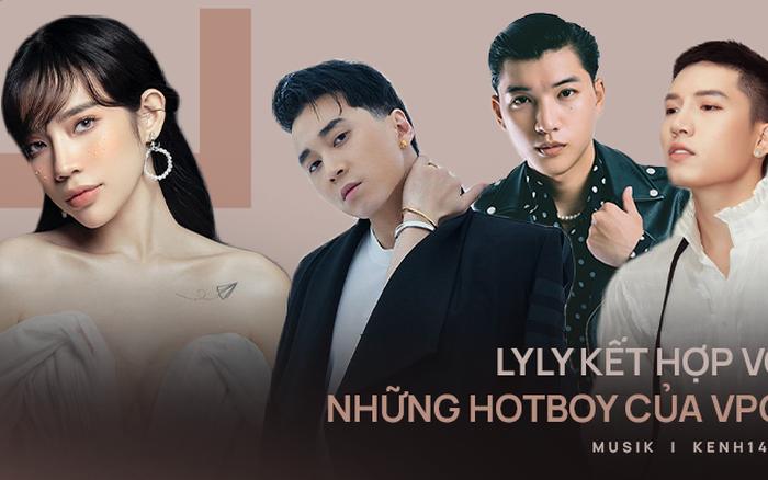 LyLy và những mà kết đôi với loạt hotboy đình đám của Vpop: từ HLV Rap Việt đến thí sinh gây bão King Of Rap!