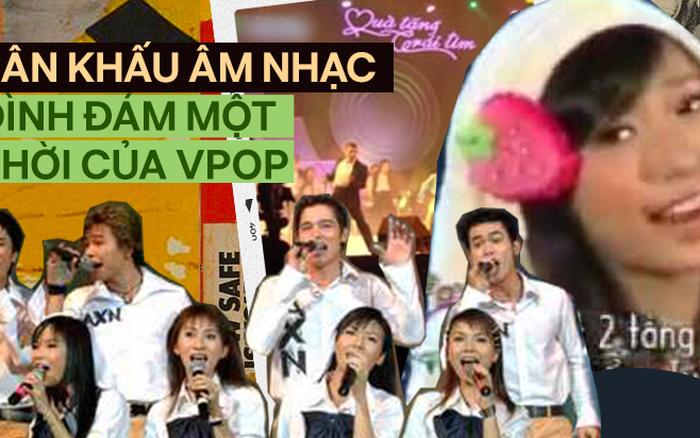 """Những sân khấu âm nhạc """"đình đám"""" một thời của Vpop: niềm tự hào của các 8X, 9X lúc bấy giờ!"""