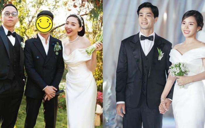 Tóc Tiên bất ngờ có chia sẻ gây chú ý về đám cưới Công Phượng, tiết lộ loạt điểm trùng khớp của 2 cặp vợ chồng son