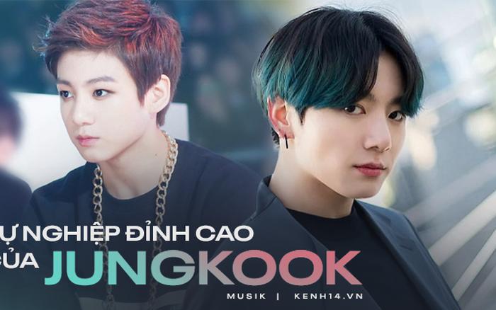 Jungkook - nam idol có sự nghiệp thành công nhất Kpop: Đi từ số âm cùng BTS thời còn teen, sau 8 năm