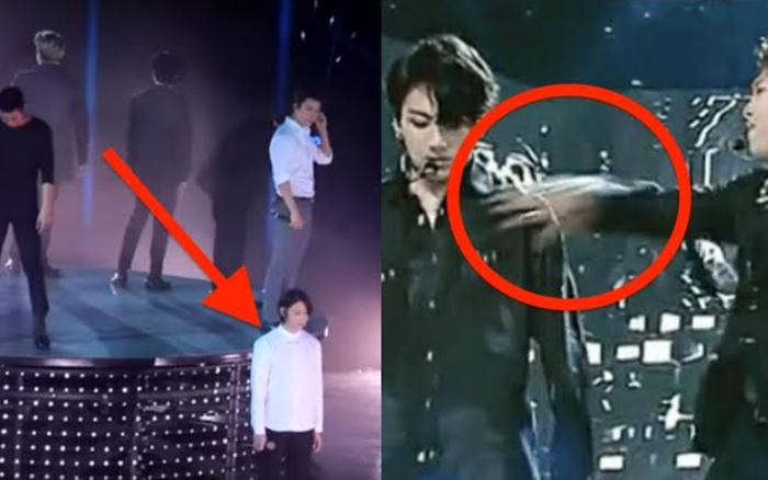 Sự cố sân khấu dở khóc dở cười: Super Junior diễn sâu đến mức quên bài, RM làm Jungkook