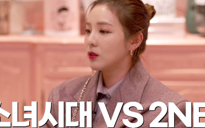 Dara - Cựu thành viên 2NE1 lần đầu đến SM, bất ngờ chia sẻ về cuộc đụng độ cùng SNSD trong quá khứ