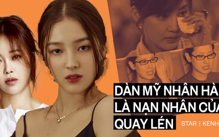 Dàn sao nữ là nạn nhân của camera ẩn: Nancy bị chụp lén tại Việt Nam, Hoa hậu khổ sở vì băng sex, Goo Hara đi đến bước đường tự tử