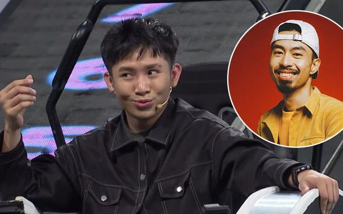 Ricky Star bất ngờ nhắc đến Đen Vâu ở Nhanh Như Chớp với lý do khó đỡ