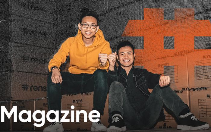 Jesse Khánh Trần và Sơn Chu: Bước ra thế giới với những đôi giày ...