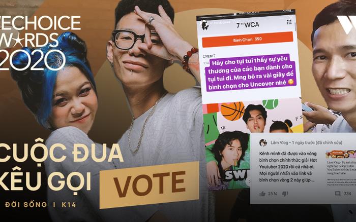 Cập nhật đường đua vote WeChoice: Nhóm Founder Nghiện Nhà
