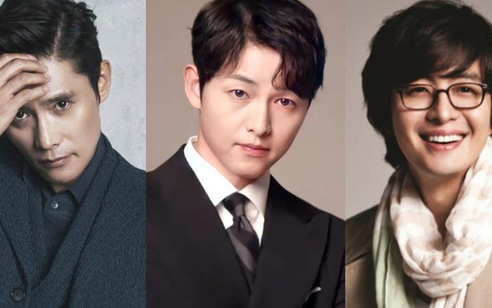 5 tài tử cát xê cao nhất xứ Hàn: Tình cũ và chồng cũ của Song Hye Kyo so kè khốc liệt, 14 năm chưa ai phá nổi kỷ lục của No.1