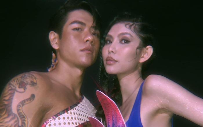 Á quân Vietnam's Next Top Model - Thùy Dương đang hẹn hò với trai đẹp Người Ấy Là Ai - Michael Trương? - người ấy là ai