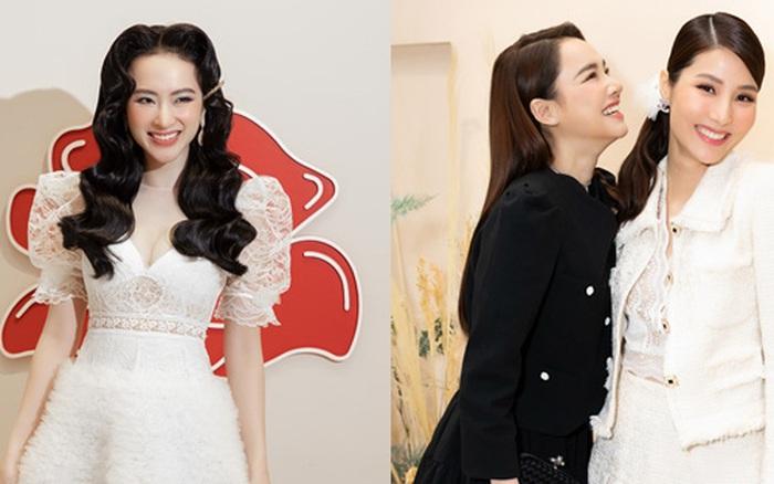 Sự kiện quy tụ toàn mỹ nhân Vbiz: Angela Phương Trinh nổi bật với vòng 1 khủng, Nhã Phương - Diễm My 9x ngọt ngào khó rời mắt