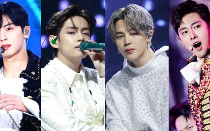 30 nam idol hot nhất hiện nay: BTS