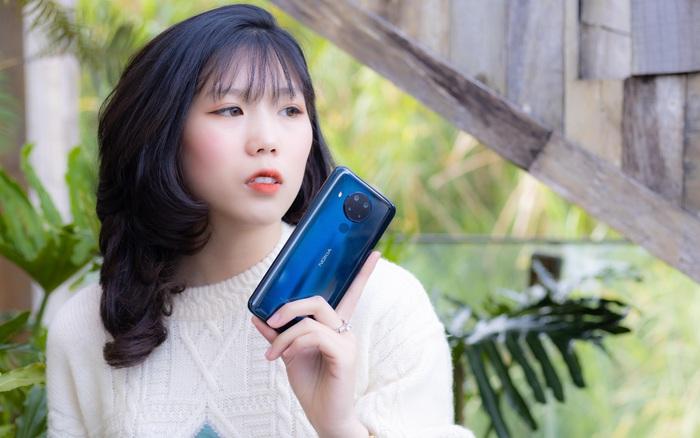 Đánh giá Nokia 5.4: Một chiếc điện thoại đáng mua ở tầm giá 5 triệu đồng