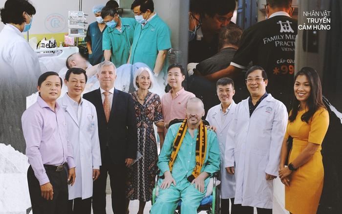 Ký ức 116 ngày làm nên kỳ tích của nền y học Việt Nam, đưa ...