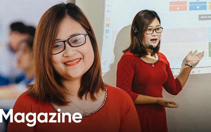 Cô giáo Việt Nam đầu tiên vào Top 10 giáo viên ...