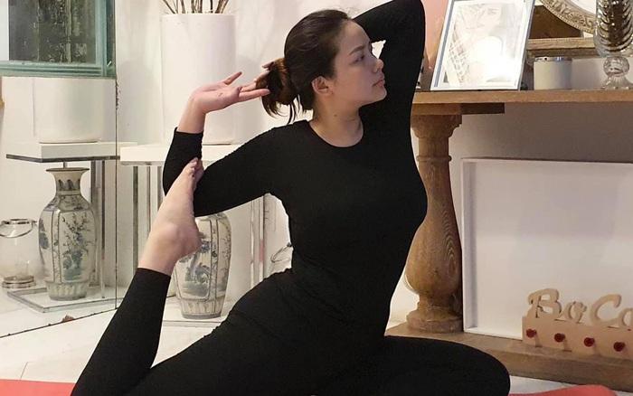 Bất ngờ trước màn biến đổi body của Phan Như Thảo: Ít tháng trước còn bị chê thừa cân, nay lột xác hoàn toàn