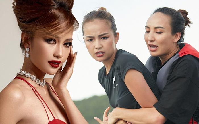 Ngọc Châu sau khi nổi cơn tam bành ở Vietnam Why Not:
