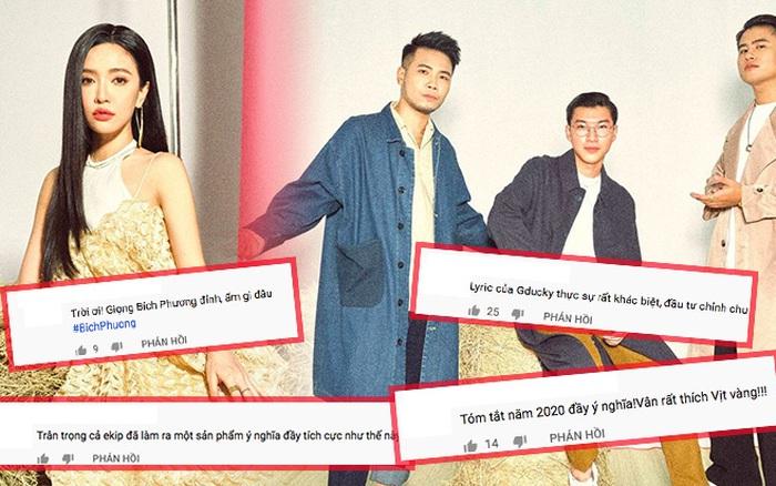 Dân mạng khen hết lời vì quá catchy, tuyên bố MV của Bích Phương - Phúc Du - GDucky - HIEUTHUHAI là sản phẩm ý nghĩa nhất năm!
