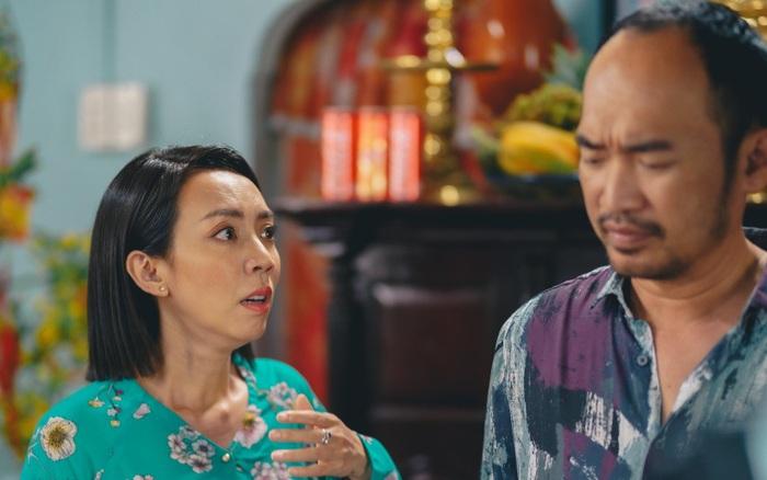 Tiến Luật ăn gan trời, giấu Thu Trang giữ quỹ đen ở Tết Đến Rồi Về Nhà Thôi 4