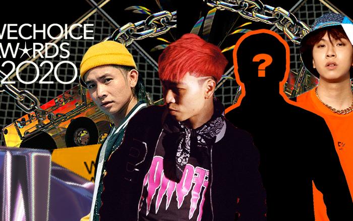 Tẩm ngẩm tầm ngầm, nam rapper trẻ dù không tham gia Rap Việt hay King Of Rap vẫn vượt mặt Ricky Star, R.Tee và Thành Draw tại WCA 2020