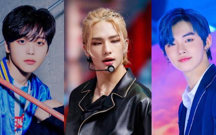 """5 idol có thể thành nam thần Kpop thế hệ mới: """"Em trai BTS"""" đẹp như nhân vật truyện tranh, """"gà"""" nhà JYP gây sốt chỉ vì... tóc dài quá đẹp"""