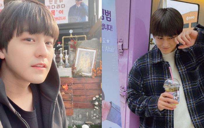 Không nhận ra tài tử Kim Bum từng tuột dốc nhan sắc 1 thời: Soái khí ngút ngàn, U35 mà trẻ đúng như vai sinh viên năm nhất