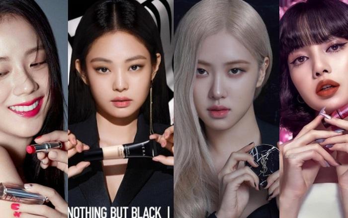 Cả 4 thành viên BLACKPINK công khai