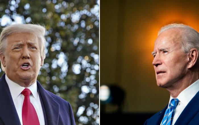 Bức thư cuối cùng ông Donald Trump để lại cho tân Tổng thống Mỹ Joe Biden trước khi chính thức rời Nhà Trắng
