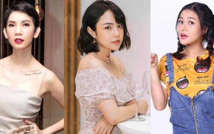 """Dàn sao Vbiz đồng loạt đăng status về """"trà xanh"""" sau drama Tùng - Trâm: Thái Trinh gợi nhớ chuyện cũ, Trà Ngọc bỗng bị tấn công"""