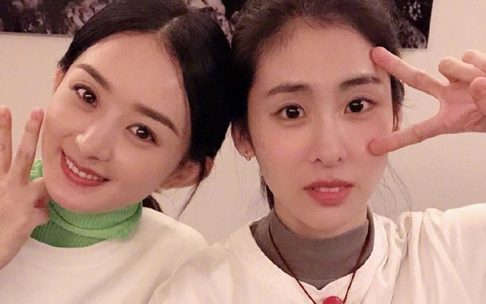 Triệu Lệ Dĩnh bất ngờ bị réo tên vào drama Hoa Thần Vũ bí mật có con, thậm chí còn lộ bức ảnh đắt giá