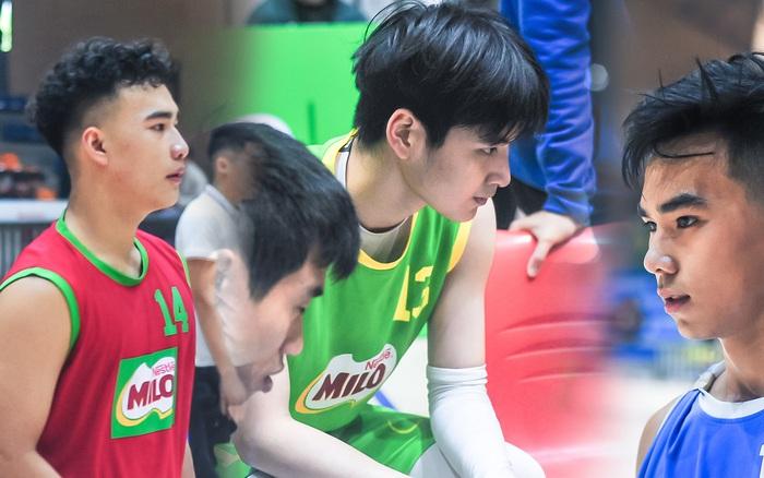 """Chân dung các """"con nhà người ta"""" tại giải bóng rổ học sinh Hà Nội"""