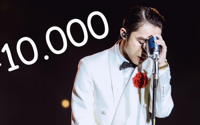 Đang trên đà tăng tiến, kênh YouTube của Sơn Tùng M-TP tụt một lèo 10 nghìn sub chỉ trong 1 ngày sau khi nói