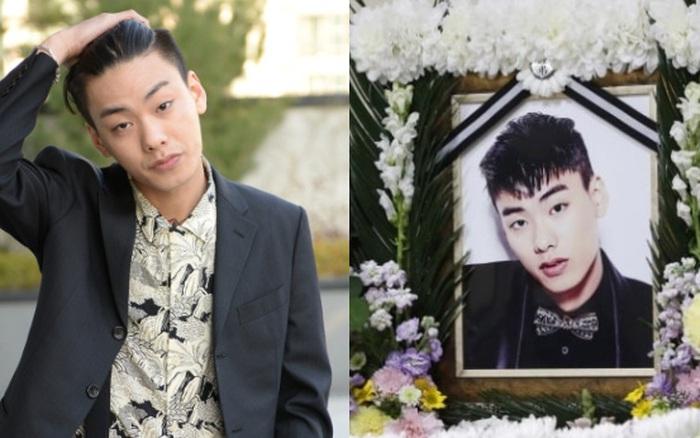 Hé lộ hình ảnh bên trong đám tang thành viên hụt BTS, chị gái lên tiếng quyết giữ kín nguyên nhân tử vong