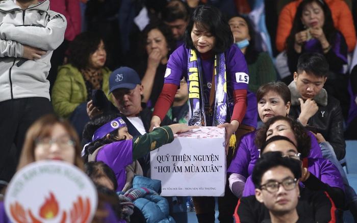 Đình Trọng, Xuân Trường đồng hành cùng chương trình từ thiện quy tụ các hội fan bóng đá trên cả nước - mega 655