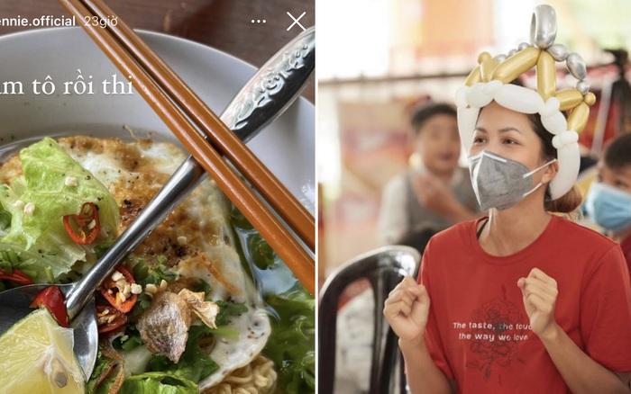 """H'Hen Niê chọn một món """"huyền thoại"""" để ăn trước khi đi thi, đáng tiếc cuối cùng vẫn thi trượt"""